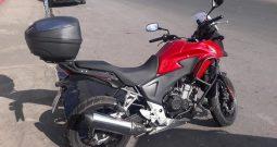 HONDA CB X 500 CC 2015