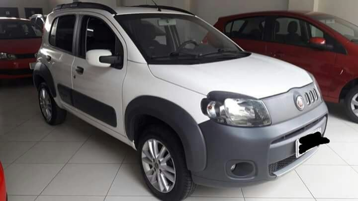 UNO WAY EVO 1.0 FLEX  2014 full
