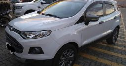 ECOSPORT FREESTYLE 1.6 FLEX 2015