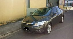 FOCUS SEDAN 1.6 FLEX MANUAL 2012