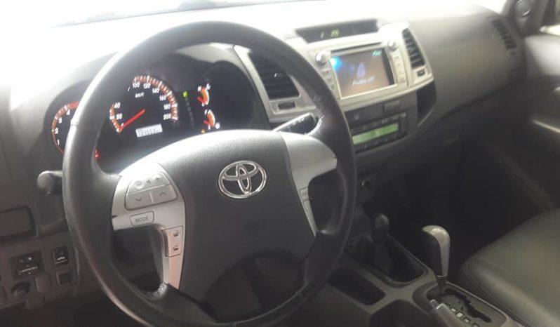 HIUX SRV 3.0 4X4 DIESEL AUTOMTICA 2012 full