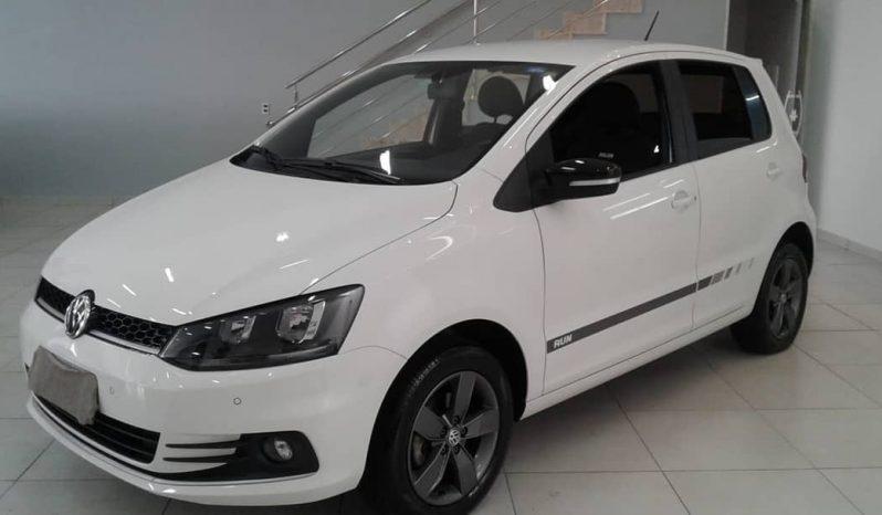 VW FOX RUN 1.6 FLEX MSI 2017 full