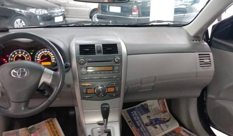 TOYOTA COROLLA XEI 1.8 FLEX  2009 full