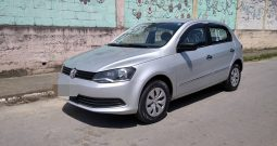 VW GOL G6 CITY TREND 1.6 FLEX 2015