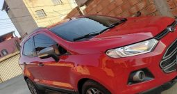 FORD ECOSPORT FREESTYLE 1.6 FLEX 2013