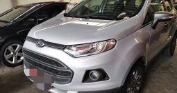 FORD ECOSPORT FREEESTYLE 1.6 FLEX 2013