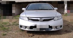 HONDA CIVIC LXS FLEX 1.8 AUT 2009