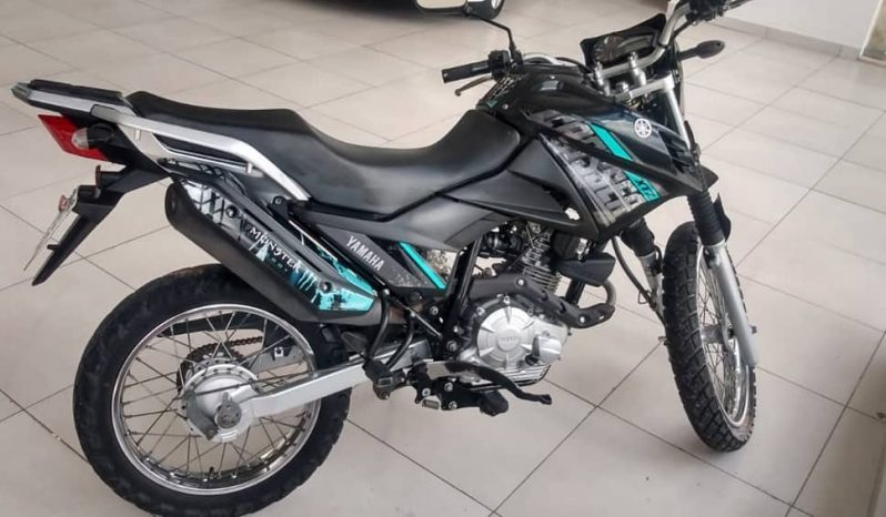 YAMAHA XTZ CROSSER 150 CC FLEX 2018 full