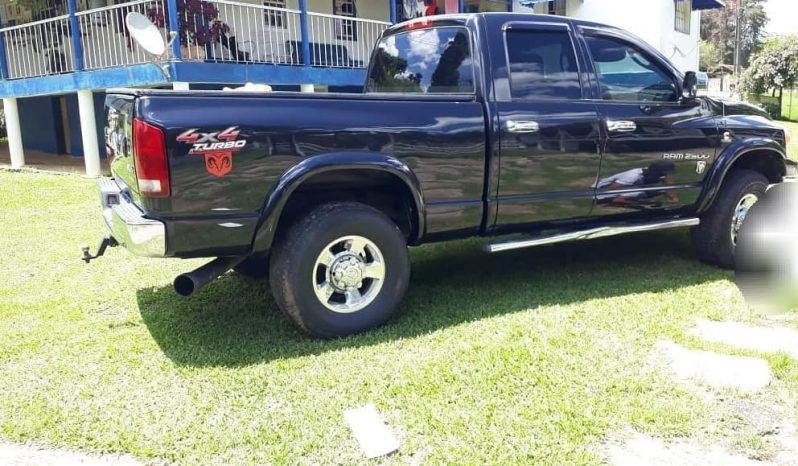 DODGE RAM 5.9 4X4 DIESEL TURBO CD 2006 full