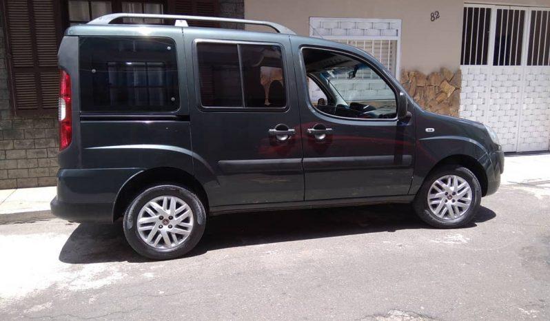 FIAT DOBLO ESSENCE 1.8 FLEX 2015 6 LUGARES full