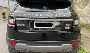 LANDE ROVER/RANGE ROVER EVOQUE SE 2.0  GASOLINA AUT 2016 full