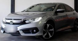HONDA CIVIC  EXL 2.0 FLEX  AUT 2017