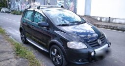 VW CROSSFOX 1.6 FLEX 2008