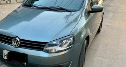 VW FOX TREND 1.0 FLEX 2011