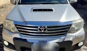 TOYOTA HILUX SW4 SRV 3.0 TDI 4X4 DIESEL AUT 2013 7 LUGARES full